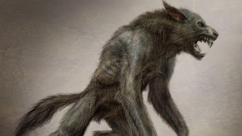 A vampire-werewolf is being held for murder in Florida