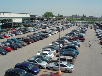 Pick the Best Parking Space by Focusing on a Quick Exit