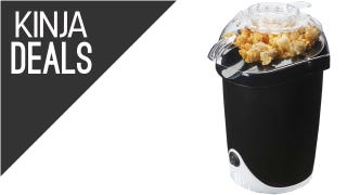 This Hot-Air Popcorn Maker Is Only 10 Bucks Today