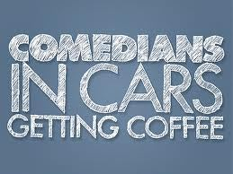 YOU in Cars Getting Coffee