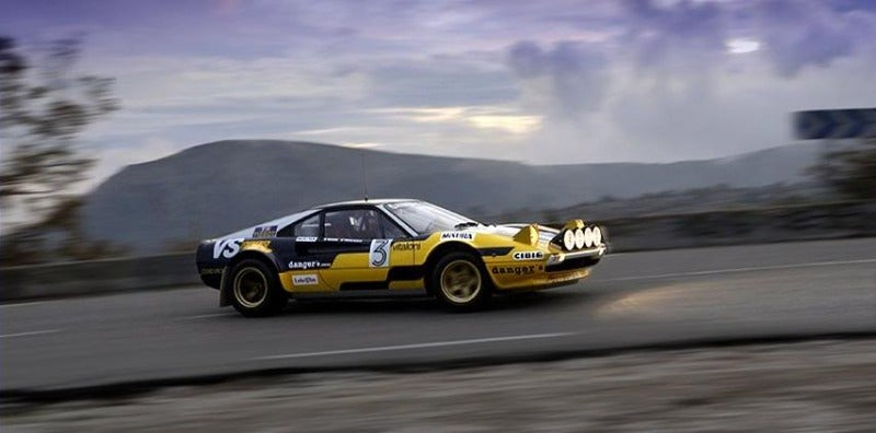 Rally 308...is the best 308