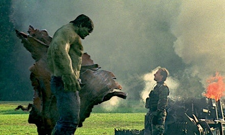 'Incredible Hulk' Smashes All Expectations To Become Highlight of Comic-Con