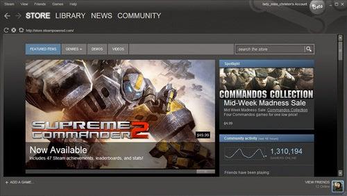 Steam Gets Its Big Overhaul Next Week