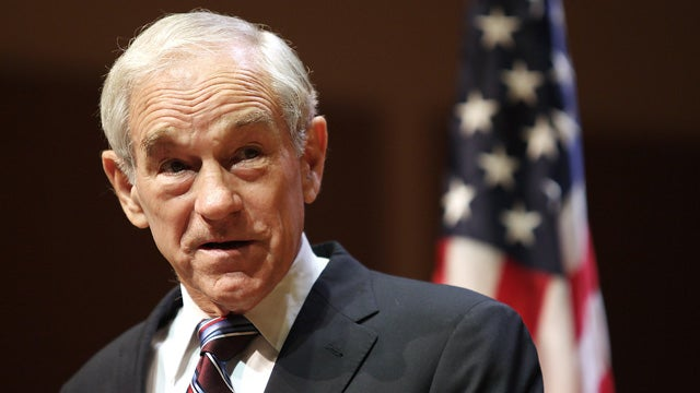 Jewish Group Won't Let Ron Paul into Its Debate