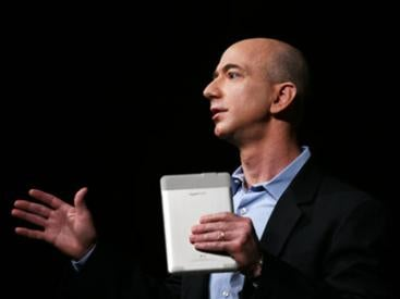 Amazon's Bezos Compares Nook eBook Sharing to Sophie's Choice