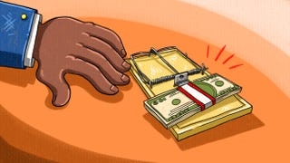 """Common """"Debt Traps"""" That Keep You Living Paycheck-to-Paycheck"""