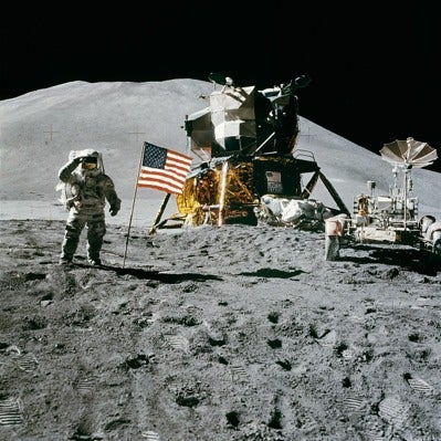 Apollo Astronauts Are More Likely to Die of Heart Problems