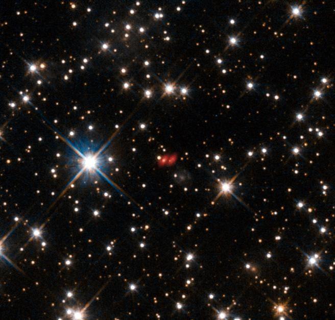 Supermassive Black Hole 'Indigestion' Is Super Gorgeous