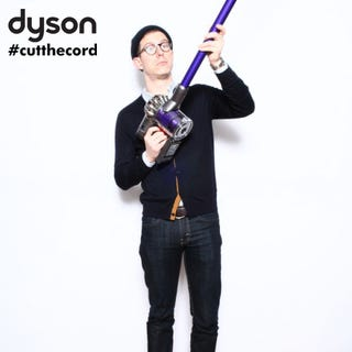 Dyson's New Vacuum Cleaners Make You Feel Like a Superhero