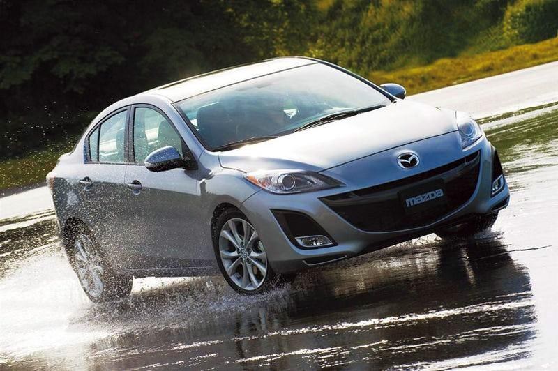 2010 Mazda3 To Start At $15,045