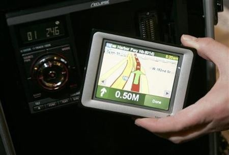 Future GPS Systems to Display Road Warnings and Subway Info