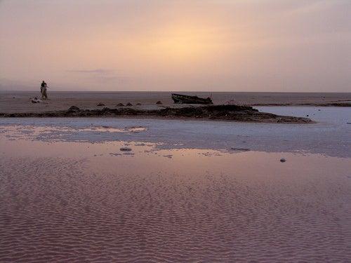 Photos of Mars...on Earth...in Tunisia