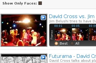 VideoSurf Finds People Inside Web Videos