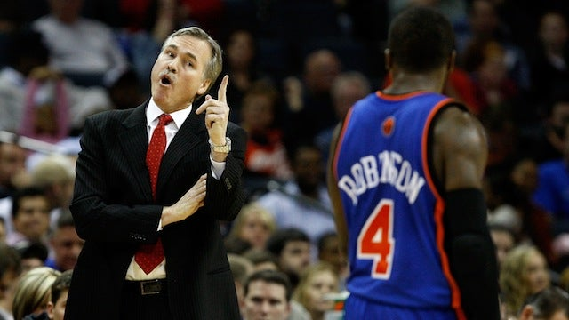 Mike D'Antoni Spent Last Week Living In A Nursing Home