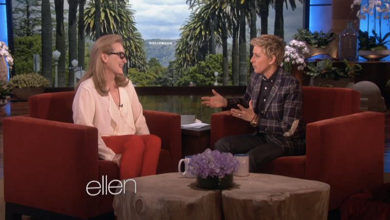 Meryl Streep Thinks Academy Snubbed Emma Thompson