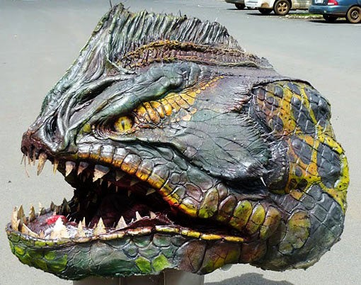 Monster from Piranhaconda
