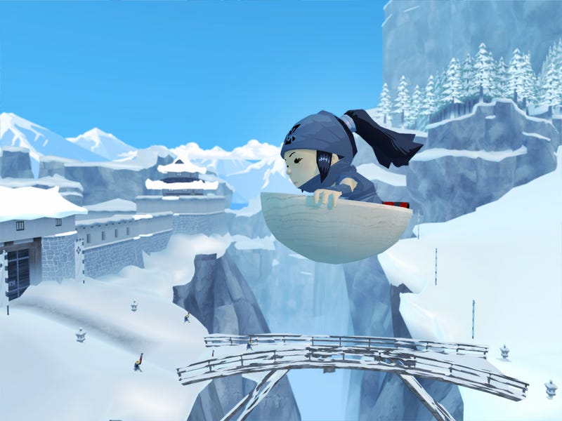 Snowbound Mini Ninja Screens