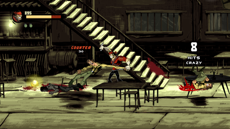 These Shank 2 Co-Op Screens are a Bloody Good Time