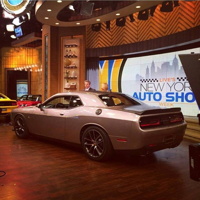2015 Dodge Challenger: Is This It?