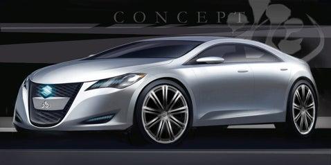 Suzuki Kizashi 3 Concept Coming To New York Auto Show