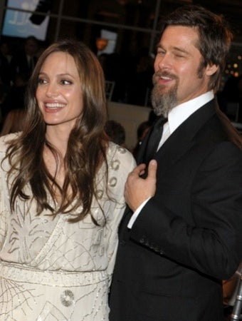 Does the Horrible Beard Get in the Way When Brangelina Have Sex?