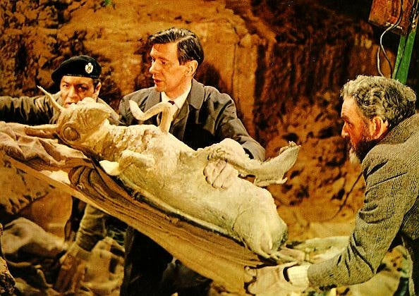 Rediscover the British classic Quatermass and the Pit on Blu-ray
