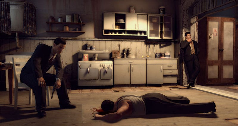 European Lawmaker Gives Free Publicity To Wants Mafia II Banned