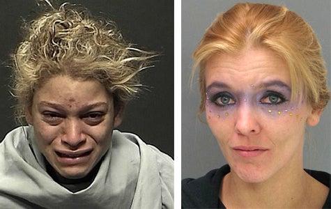 Beauty Queen Vs. Fire Dancer: Who Has The Better Mugshot?