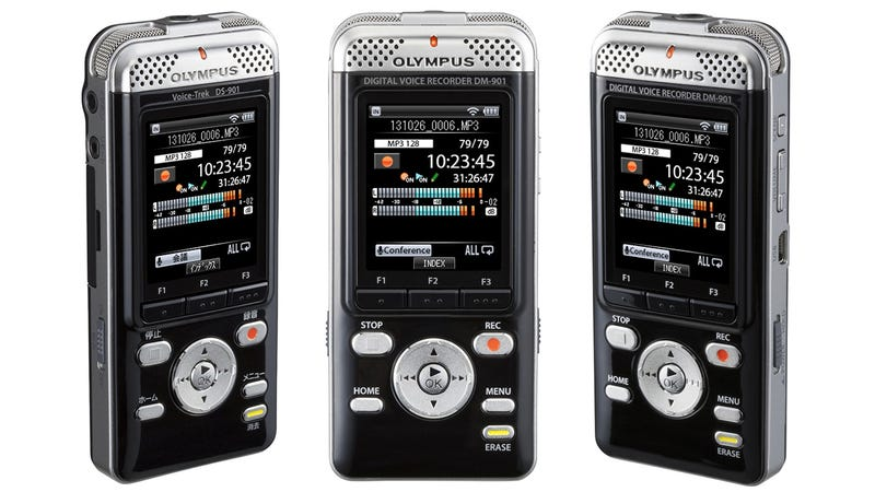 You Can Start and Stop This Wi-Fi Voice Recorder From Your Smartphone