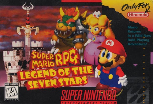 Weekly Wii Update - Super Mario RPG!