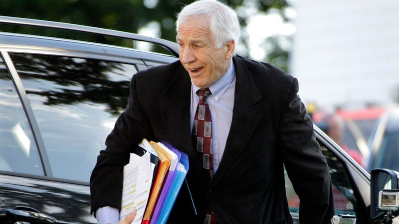 "Accuser: Jerry Sandusky Called Himself The ""Tickle Monster"" Before Touching Him In Shower"