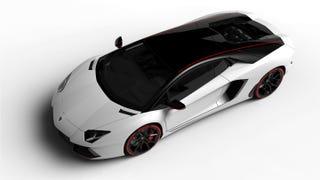 Lamborghini Launches Aventador Pirelli Edition To Celebrate Tire Smoke