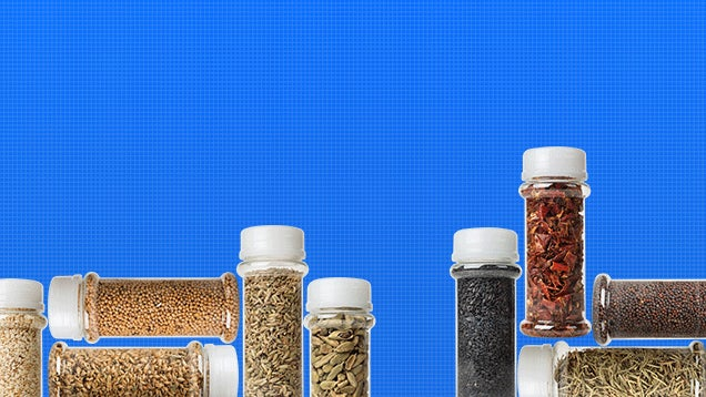 How To Organize Your Spices Without Driving Yourself Crazy