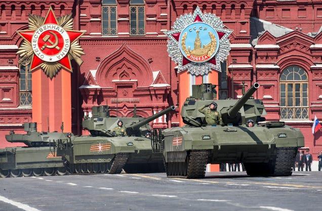 Rusia no puede permitirse sus nuevas armas de alta tecnología