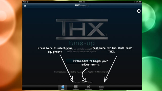 THX Tune-Up for iOS Walks You Through Adjusting Your Home Theater System