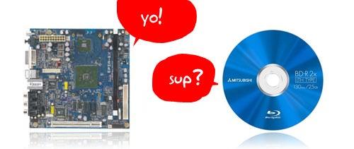 VIA Mini-ITX 2.0 Adds Blu-Ray Playback, PCI Express