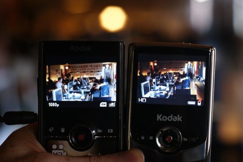 Kodak Zi8 Gallery