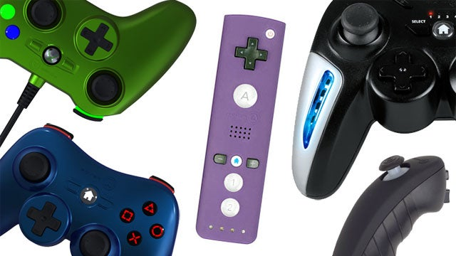 The Video Game Controllers You Might Not Want... Until You Use Them