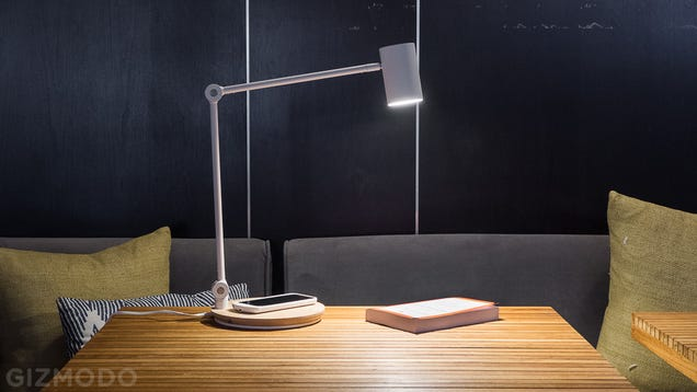 IKEA's Wireless Charging Is Almost Like Having Magic Furniture