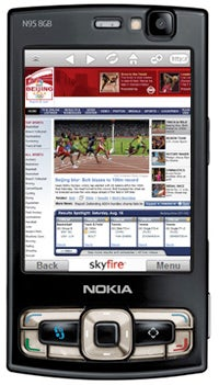 Skyfire Mobile Browser Now Supports Microsoft Silverlight (Plus 100 More Beta Codes)
