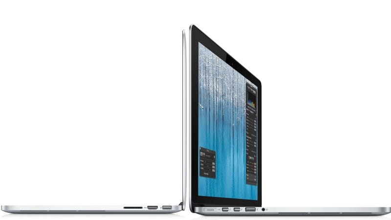 The New MBP Retina Display Blows the Doors off Its Competition
