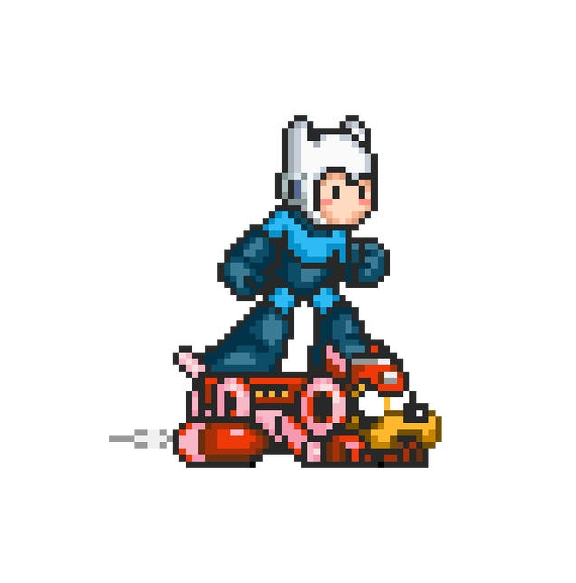 Megaman: Rock Force