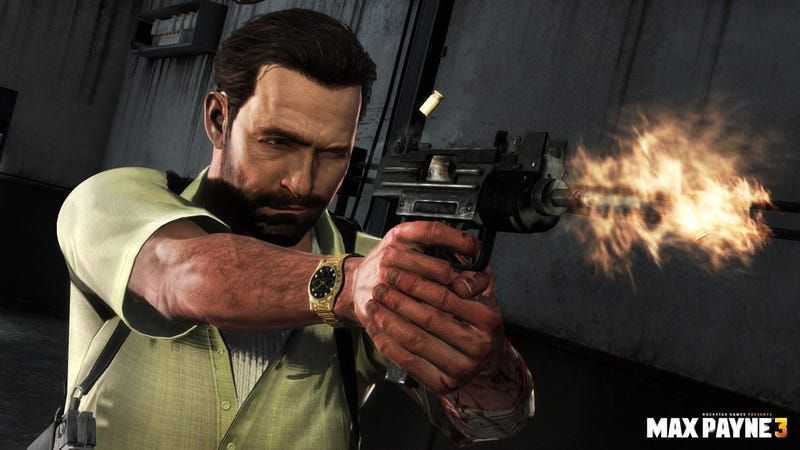 Max Payne 3 Delayed Until May
