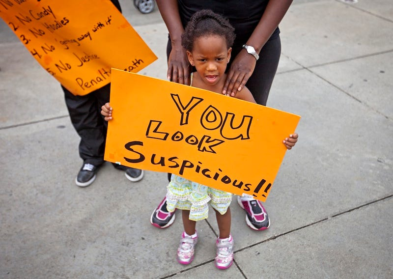 Thousands Across Country Take the Streets to Protest Zimmerman Verdict