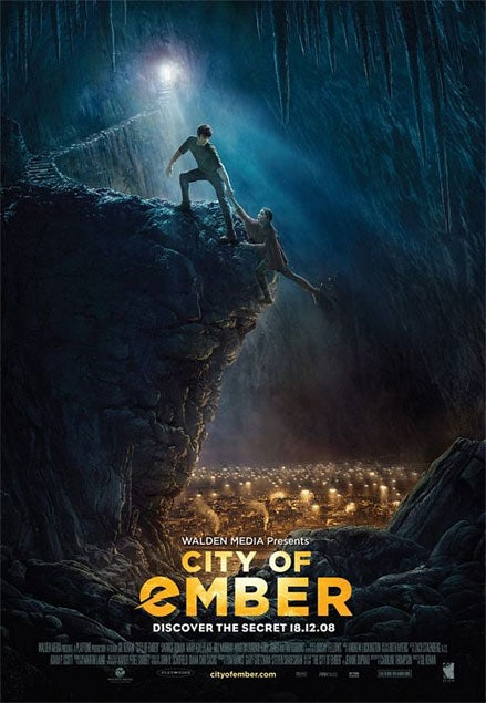 Will The City Of Ember Kids Team Up With Brendan Fraser?