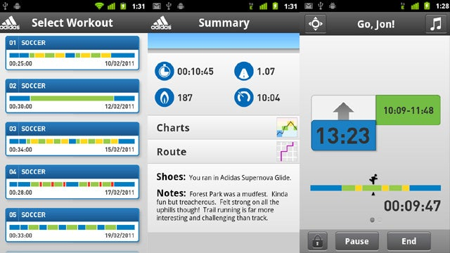 MiCoach for Android Will Start Motivating You From April