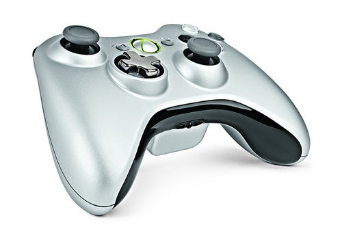 Microsoft Reveals New 360 Controller With Transforming D-Pad