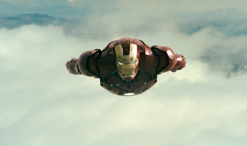 Iron Man Tests His New, Badass Jet Boots