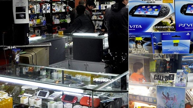For the PS Vita, It's a Long Hard Road Back to China