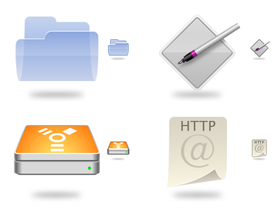 50 Swanky Icon Sets for Macs